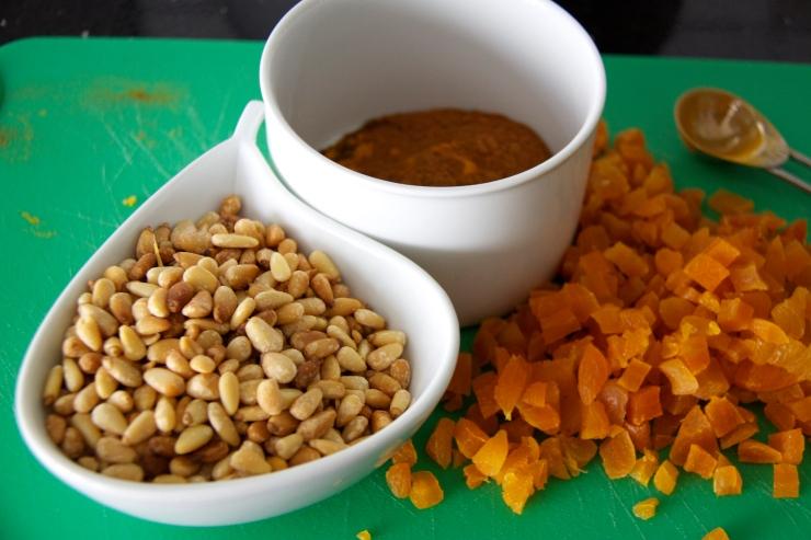 Borek ingredients