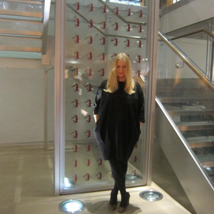 Sasha Wilkins, AKA Liberty London Girl