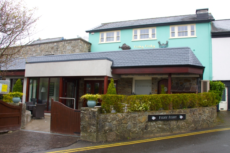Fishy Fishy Restaurant, Kinsale