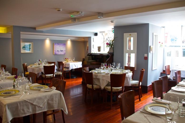 Finn's Table Dining Room, Kinsale