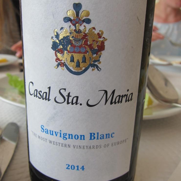 Casal St Maria, Portuguese white