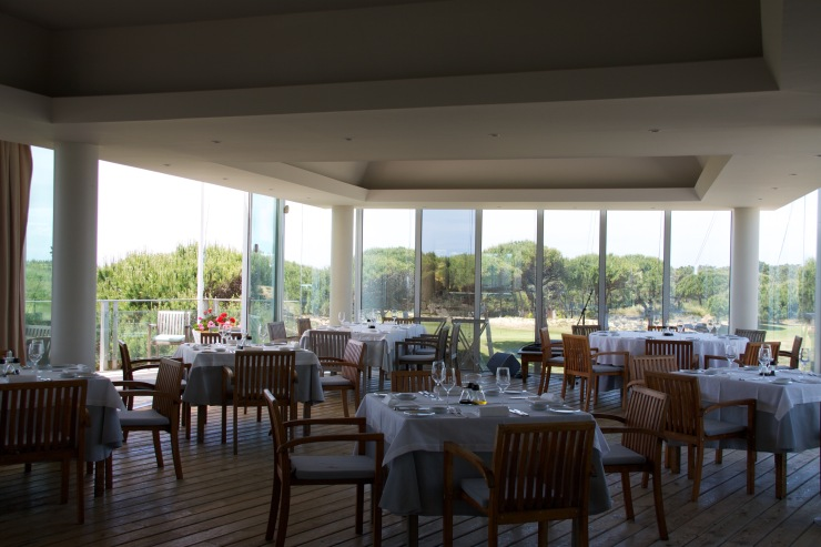 Verbasco Restaurant, The Oitavos Dunes