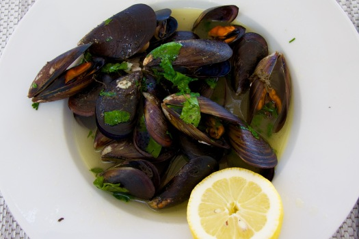Mussels ,Verbasco Restaurant