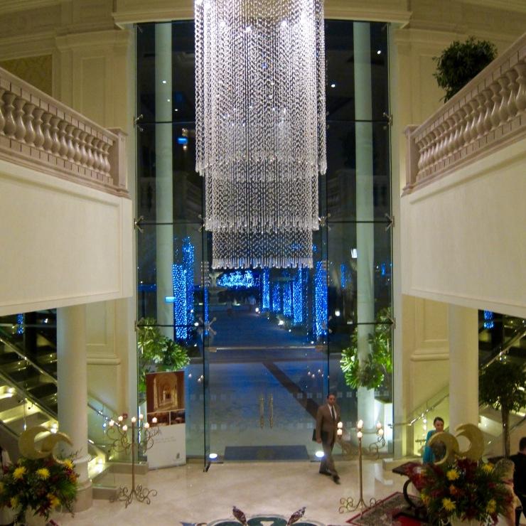 Interior, The Ritz-Carlton, Abu Dhabi