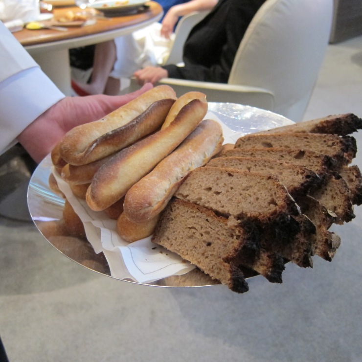 Bread, Alain Ducasse, Plaza Athenee