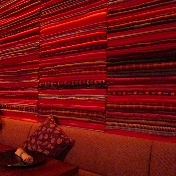 Silk Wall, Li Jiang, The Ritz-Carlton