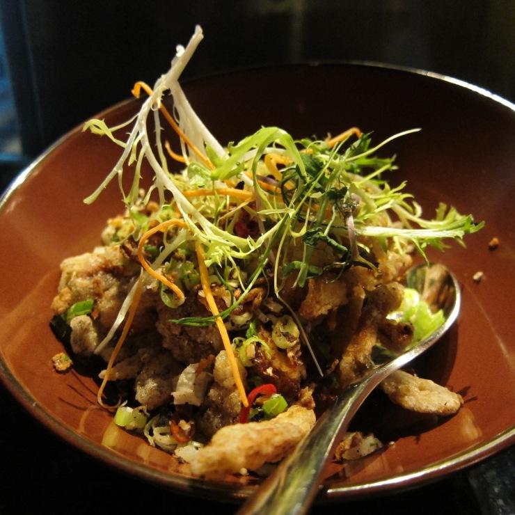 Soft Shell Crab, Li Jiang, The Ritz-Carlton