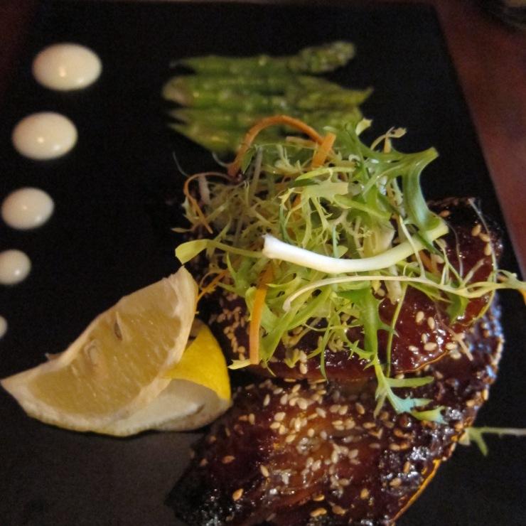 Black Cod, Li Jiang, The Ritz-Carlton