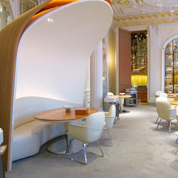 Dining Room, Plaza Athenee