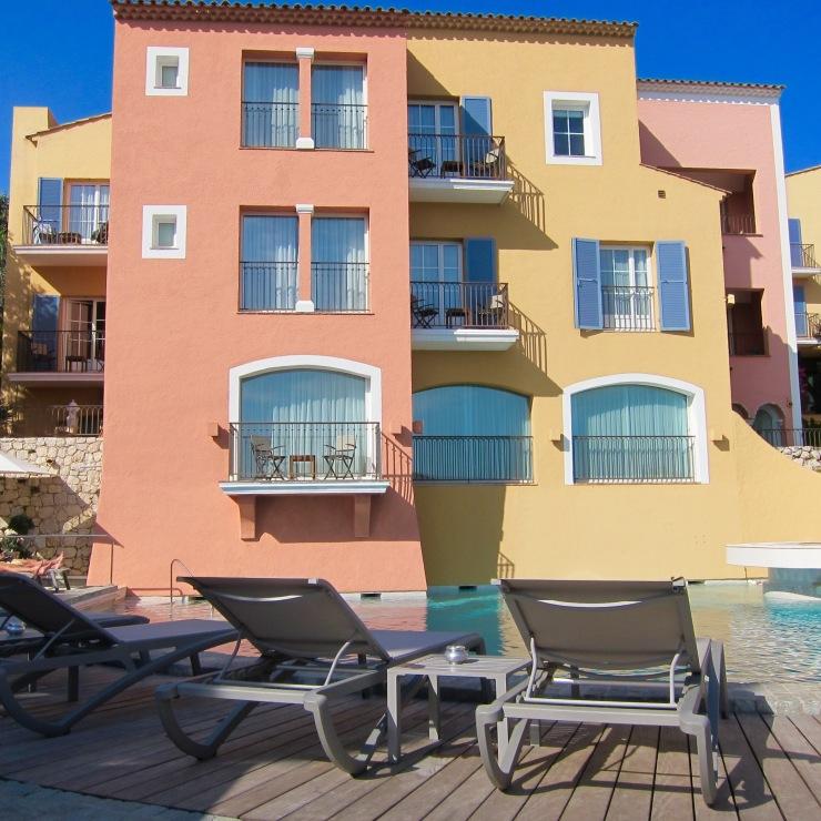 Pool, Hotel Byblos, St Tropez