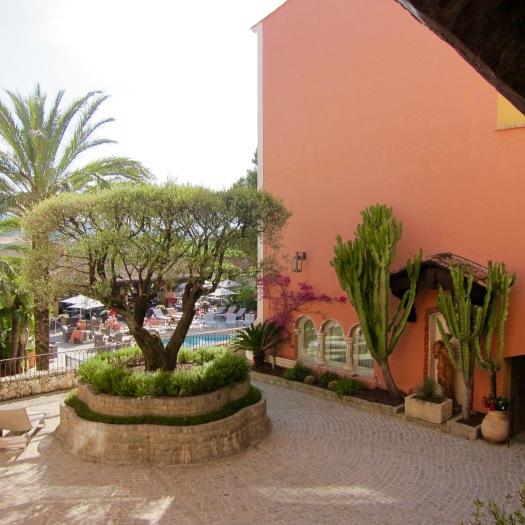 Hotel Byblos, St Tropez