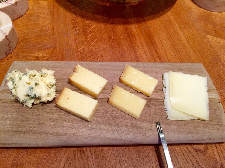 Cheese, Alain Ducasse