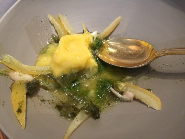 Lemon dessert, Alain Ducasse
