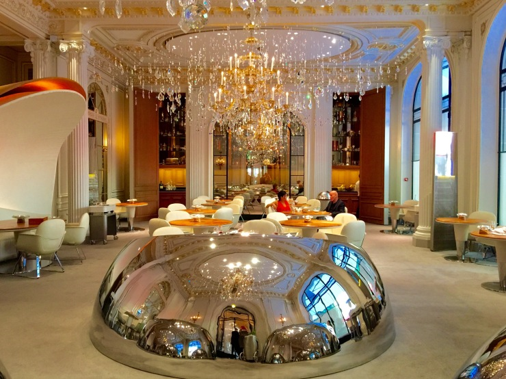 Interior, Plaza Athenee