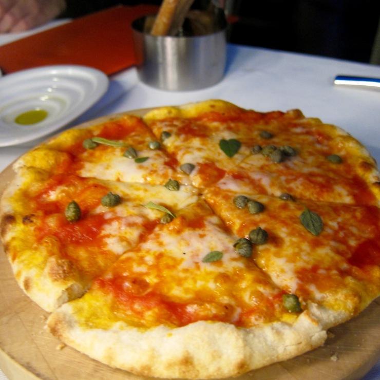 Pizetta, Hotel Byblos