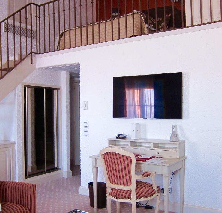 Duplex room, Byblos, St Tropez