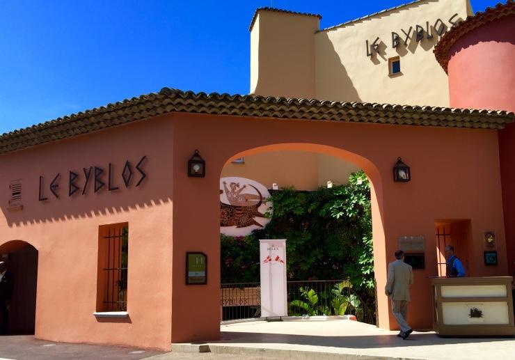 Exterior, Hotel Byblos, St Tropez