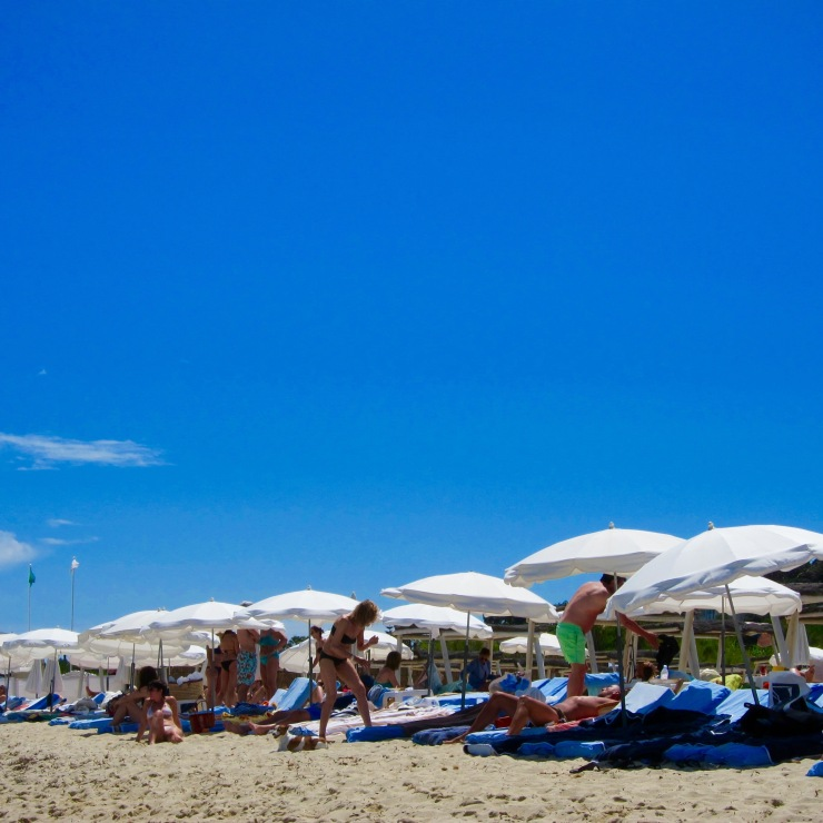 Pampelonne Bay, St Tropez