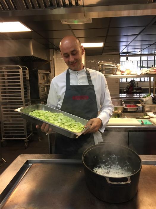 Vincent Maillard, Chef, Rivea, St Tropez