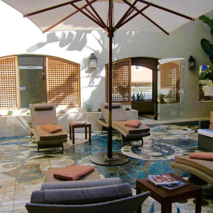 Hotel Byblos, Spa