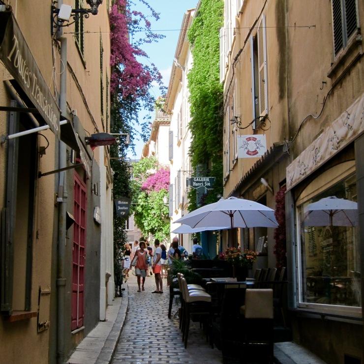 Streets, St Tropez