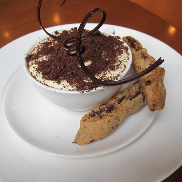 White Chocolate Tiramisu