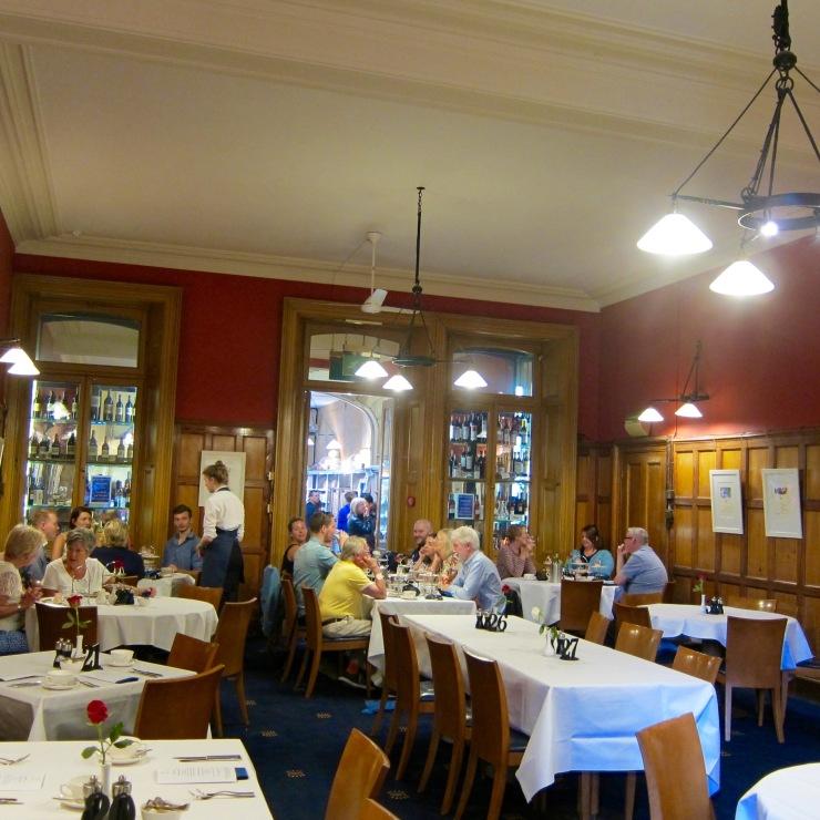 Manor Restaurant, Waddesdon Manor