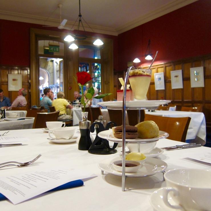 Waddesdon Manor Afternoon Tea