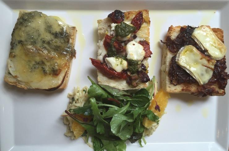 Baked Cheese Ciabatta, Waddesdon Manor