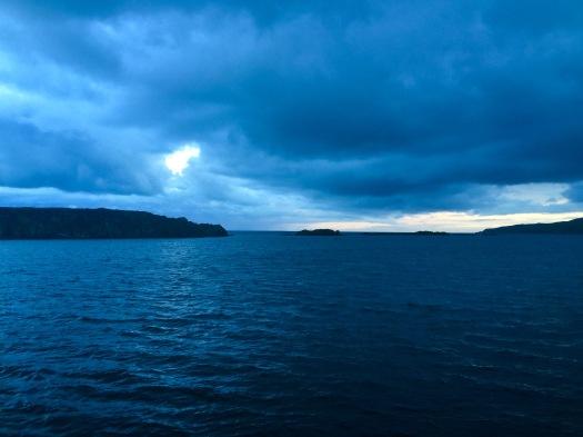 Stormy Islay