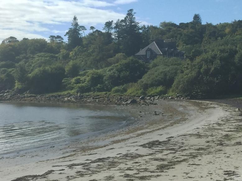 Deserted beach, Islay