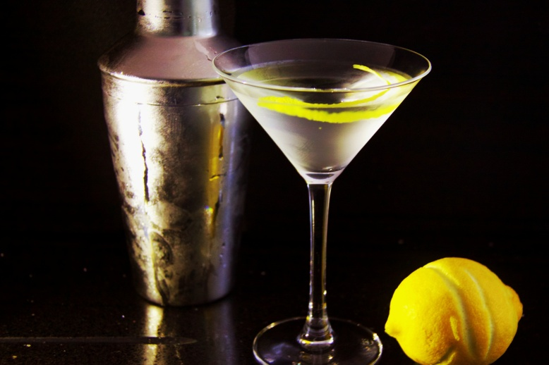 Gin Lane 1751, Martini