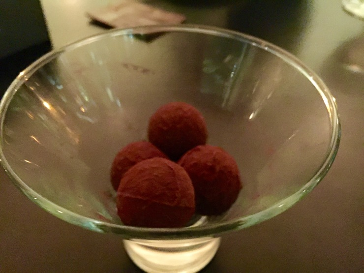 Truffles, South Place Hotel