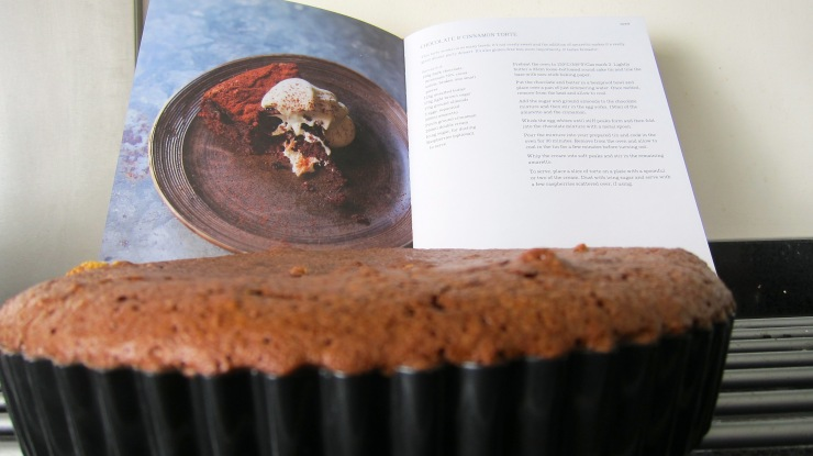 Dhruv Baker, Chocolate Torte