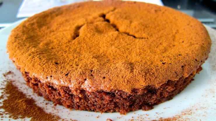 Dhruv Baker Chocolate Torte