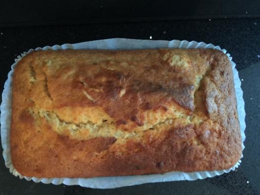 Cooked Banana Cake