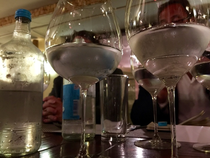 Riedel Wine Glass experiment