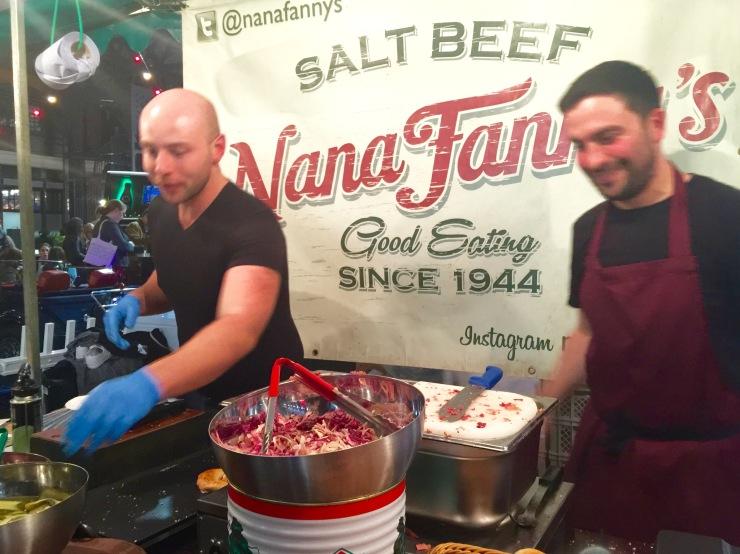 Nana Fanny's Bagel Stall