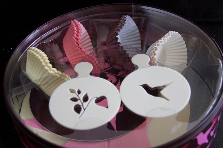 Hummingbird Bakery Cupcake Set