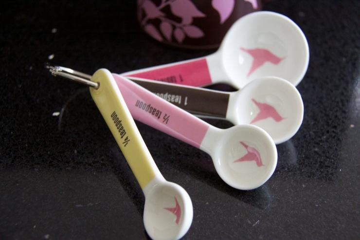 Hummingbird Bakery Measuring Spoons