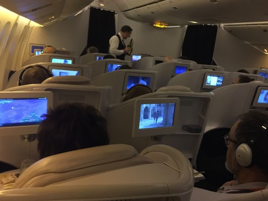 Premium Economy cabin, Air New Zealand