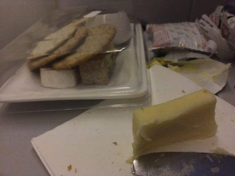 Cheese, Air New Zealand