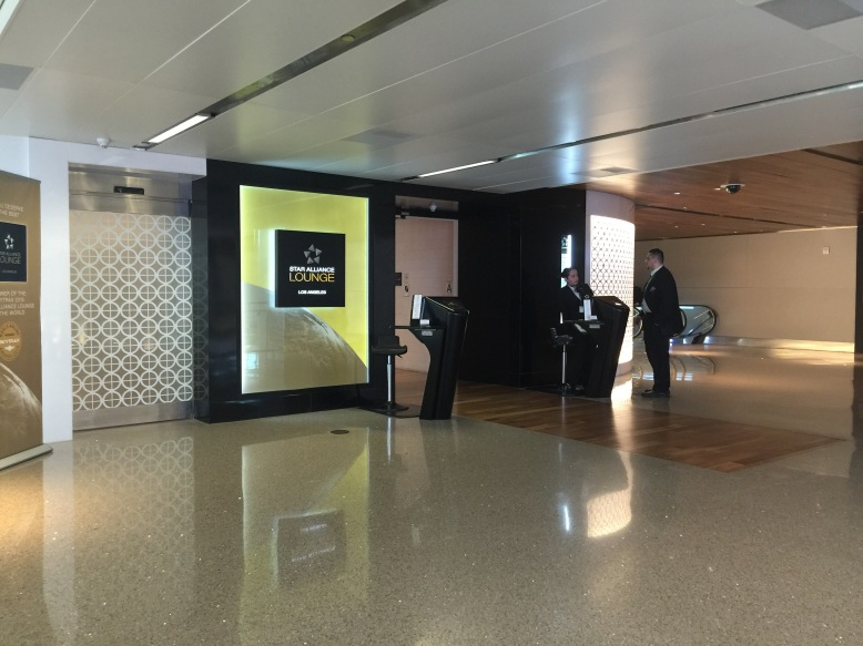 Star Alliance Lounge, Los Angeles