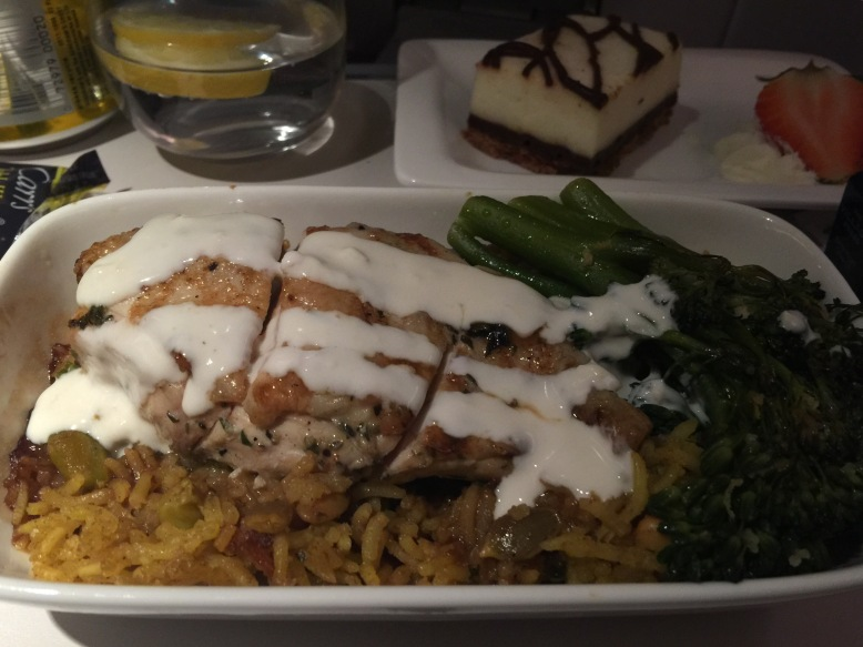 Chicken, Air New Zealand