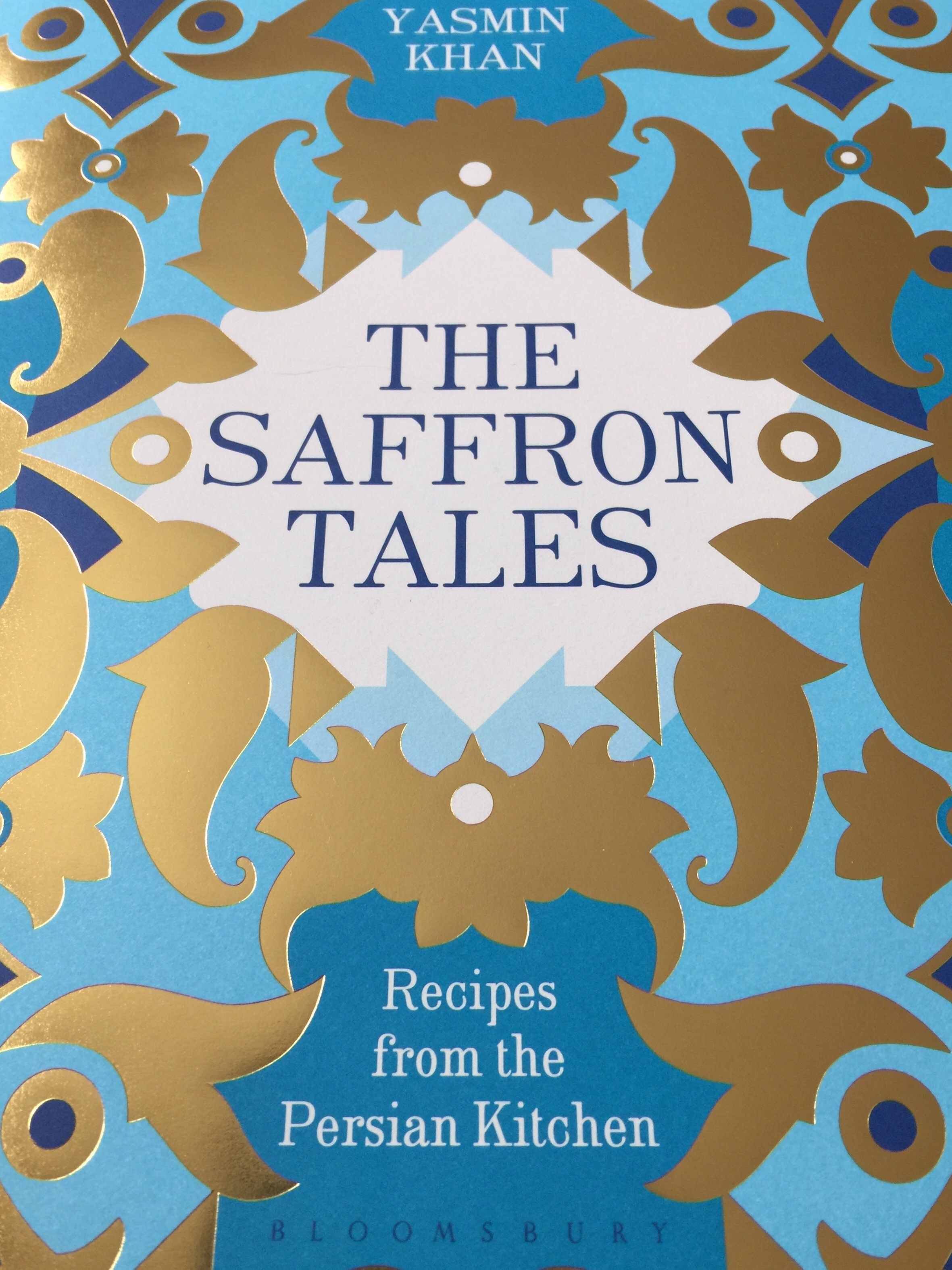 The Saffron Tales Cookbook - Hold The Anchovies Please