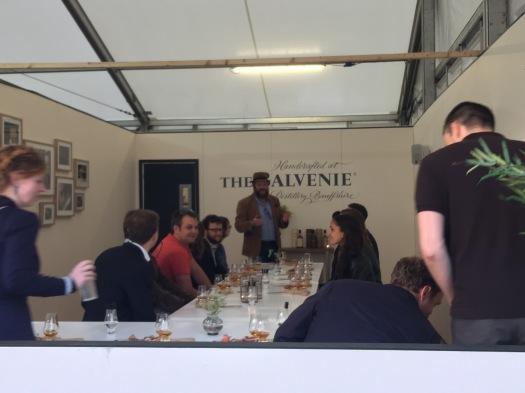 Balvennie Lounge, Taste